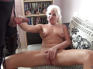 Steelpain femdom  Inez Blond 01