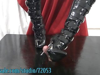 Mommy's Boot Job