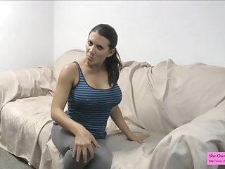 Leena wants to fuck your ass MASTURBATION INSTRUCTION