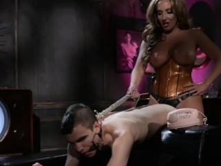 Bdsm Dude Gets It in His Butt Hole