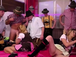 oktoberfest after party groupsex