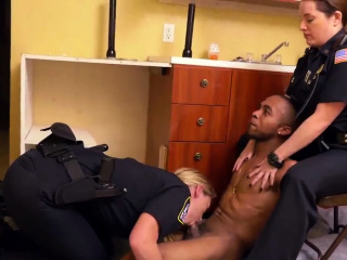 Blowjob from a goddess xxx Black Male squatting in home