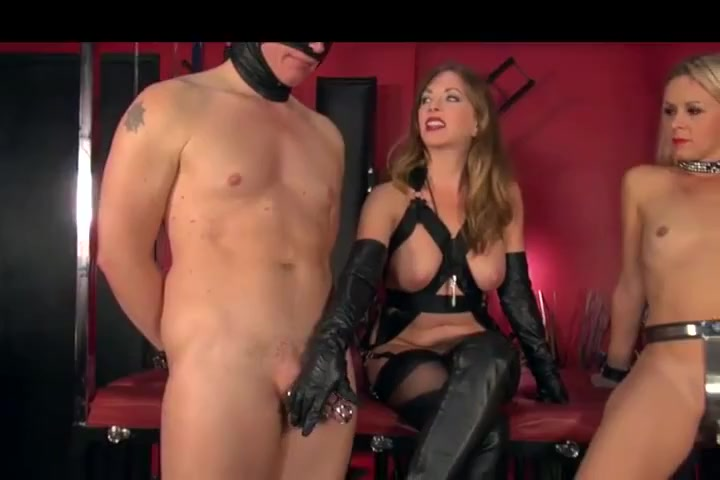 MISTRESS AND HER SEX SLAVES -: ukmike video