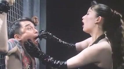 Crazy amateur BDSM, Femdom porn video