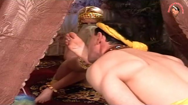 Arab Mistress Stefani