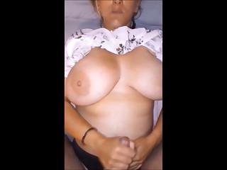 blonde, milf, big tits, curvy, domination, french, amateur