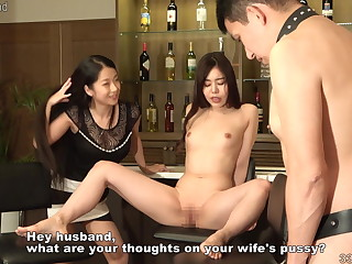 A Mistress who Stole a Masochistic Cuckold's Wife by Managing his Ejaculation with a Chastity Belt