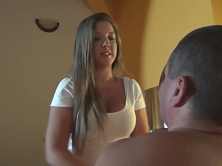 Female domination face slapping humiliation