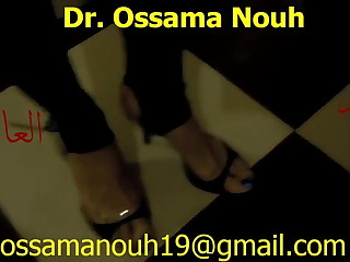 Doctor. Ossama Nouh punishes the lovely nailed queen, and she's so enjoy