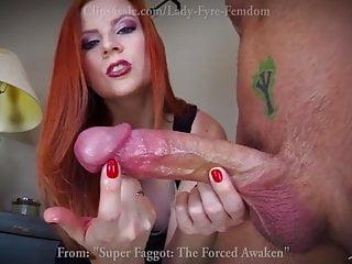 Super Faggot: The F0r.ced Awaken by Lady Fyre