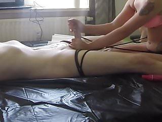 terrible post orgasm torture