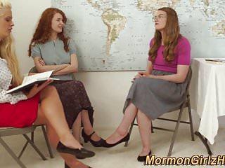 Mormon teacher fingers