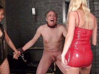 Ari the Ballbusting Slave