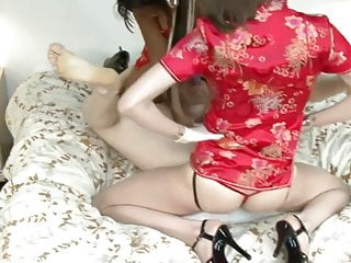 Fucked by strapon mistresses